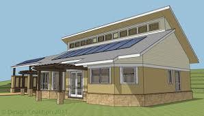 Passive Solar Home Principles  Home Power MagazineSolar Home Designs