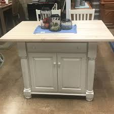 american made with true butcher block top this kitchen island seating is a great i39 kitchen