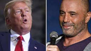 US election 2020: Trump says he's up for a presidential debate... hosted by Joe  Rogan | US News