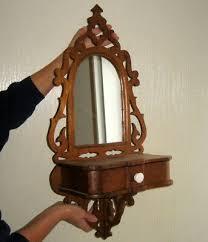 mirrors mirror with shelf vatican