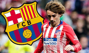 Image result for Barca pay out Griezmann release clause. photos
