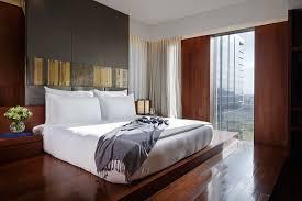 Loft Bedroom Privacy Hansar Hotels Resorts Loft Suite Bangkok Hotel
