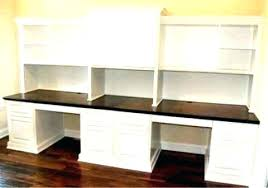 custom office desks. Custom Office Desk Made Desks Built In Medium Size Of .