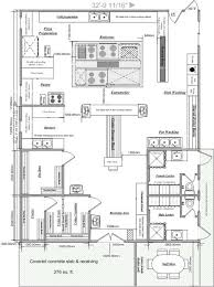 basic kitchen design layouts. Blueprints Of Restaurant Kitchen Designs Basic Design Layouts H