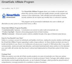 ismartsafe are the best diy home security systems because there are no monthly fees