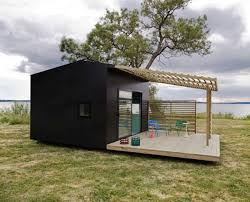 Small Picture WAY COOL Modern Prefab Micro Housing Concept Mini House 20