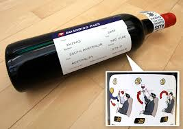 unusual wine bottles. Simple Wine View In Gallery Boarding Bass Shiraz 1 30 Creative And Unusual Wine Label  Designs To Bottles I