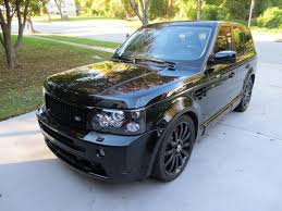 Overfinch Range Rover Sport - Rare Cars for Sale BlogRare Cars for ...