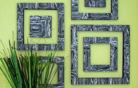 handmade decorative frames for decorating your walls