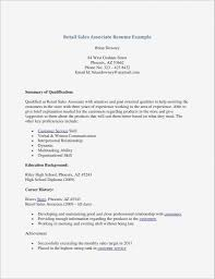 Cover Letter Cover Letter Examples For Retail Sales Associate With