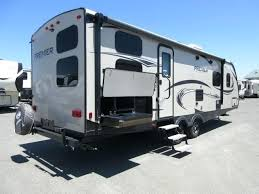 toy hauler with outdoor kitchen best of bunkhouse travel trailers with outdoor kitchens for travel