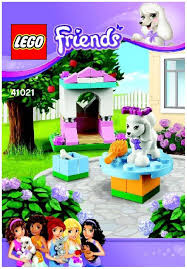 Friends Lego Treehouse