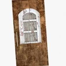old meval door 3d model