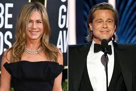 Golden Globes 2020: Brad Pitt, Jennifer Aniston Attend Same ...