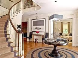 foyer rug placement on hardwood floors furniture circle rugs rectangle or square how to choose images