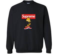 Design Your Own Nike Shirt Supreme X Nike Hoodie Sweatshirt