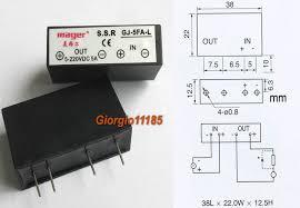 arduino ssr 5v dc mager gj 3fa l electrical engineering stack enter image description here