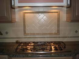 Kitchen Backsplash Tile Patterns Kitchen Cream Marble Herringbone Kitchen Backsplash Tiles Pictures