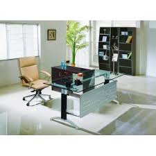 glass top office table chic. glass top office table fair with additional home decor ideas chic i