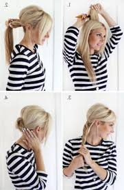 Fast And Easy Hairstyles For Medium Hair Abiball Frisuren Selber