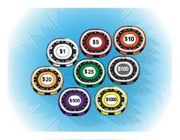 Poker Chips Values And Color Poker Chips Guide