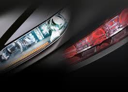 frontlighting rearlighting