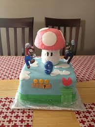 Super Mario bros cake I made for Alejandro. | Mario bros cake, Mario bros,  Super mario bros