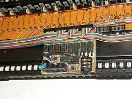 open console allen 'princess' pedalboard midi conversion Wiring Diagram For Pedal Board to that end i built a 'transtition board' to go between the ribbon cable idc connector on the mpc32xrs and the individual wires i used to rewire the contact wiring diagram for pedal board