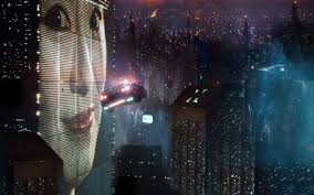 the bladerunner book do androids dream of electric sheep on radio  dystopian future a still from bladerunner 1982