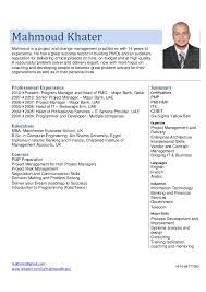 Mahmoud Khater Mba Pmp Rmp Trainer Profile