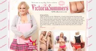 Victoria Summers XXX Streams