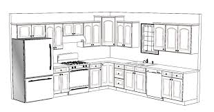 Kitchen Layout Kitchen Layout Ideas With Island One Wall Kitchen With Island How