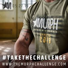 The murph challenge is a workout (in crossfit terms a hero wod) honoring lt. Memorial Day Murph Crossfit Central Houston