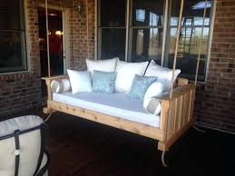 33 stupefying hanging bed swing outdoor daybed plans patio day beds australia diy porch