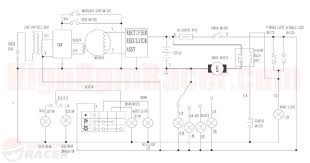 taotao 110cc atv wiring diagram zongshen 110 atv wire throughout chinese atv wiring diagram 110 at For Tao Tao 110cc Wiring Diagram