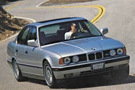 Feature Flashback: 1991 BMW M5 - Motor Trend