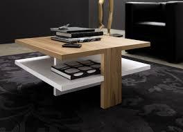 Wood Modern Coffee Table Modern Wood Coffee Table