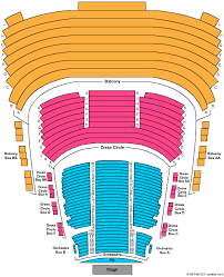 Princess Of Wales Theatre Seating Chart
