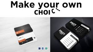 Make Your Own Business Card Design High Quality Business Cards Design Your Own Business Cards
