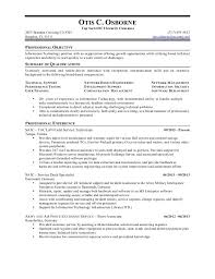 Security Clearance On Resume