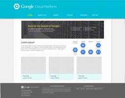 Google Site Templates Template Gallery Google Sites Templates