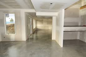 Concrete Floor Wax Mode Concrete Basement Concrete Floors - Wet basement floor ideas