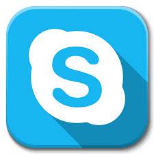 Apps Symbol Apps Skype Icon Flatwoken Iconset Alecive