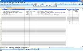 Household Expenses Calculator 005 Household Expenses And Free Daily Expense Tracker Excel