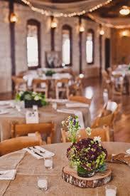 Boulder Springs Wedding by Mayhar Design. Burlap Table ClothsRustic  CenterpiecesPurple ...