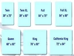 king size mattress dimensions. Full Vs Double Bed Dimensions Size Mattress Medium Of King