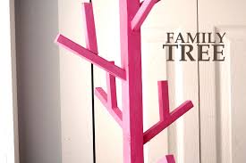 Wooden Tree Coat Rack Beauteous Ana White A Coat Tree For Under 32 DIY Projects