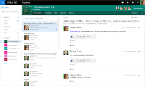 plc education professional learning community groups in office 365 education