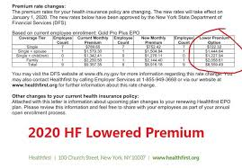 Total insurance brokers has 80 employees. Healthfirst Insurance Review 2019 What S Not Covered 0