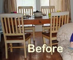 Pine Kitchen Tables And Chairs Runs With Scraps Refinish An Old Knotty Pine Dining Table The